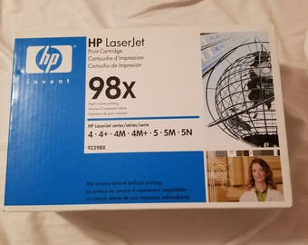 HP Laser Jet 98x Brand New and sealed