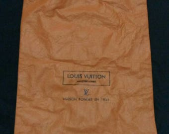 NICE!!!!  LOUIS vuitton dust bag hand bag coach burberry chanel alveiro martini MCM prada gucci fendi