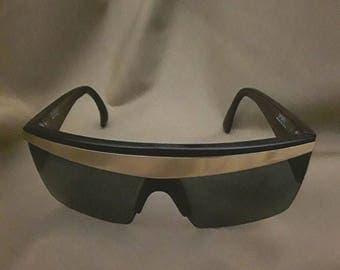 VERSAGE sunglasses update model 676 vintage 1980's