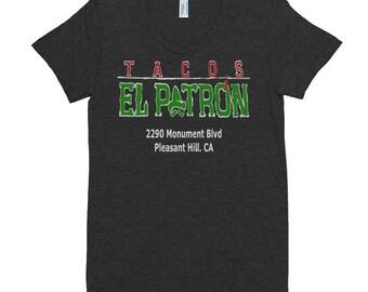 patron Women's Crew Neck T-shirt