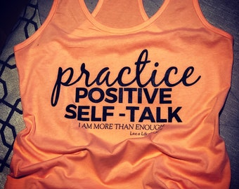 Positive Self Talk - Tank