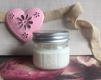 Lychee & Black Tea Soy Candle