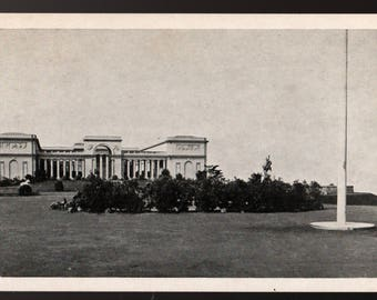 California Palace of the Legion of Honor + San Francisco + Vintage Photo Postcard