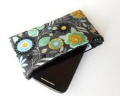 Catch All Clutch ECO Friendly Padded Pouch Bohemia Floral NEW item