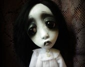 Loopy Southern Gothic Art Doll Fantasy Dark Creepy Dead Orphan Sue