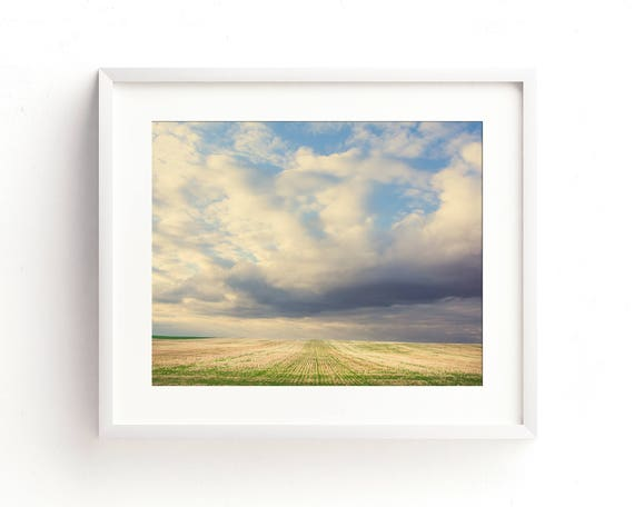 """Across the Fields"" - landscape photography"
