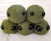 In Stock - Marimo Moss Ball - Weighted Plush - Autism Anxiety - Therapy