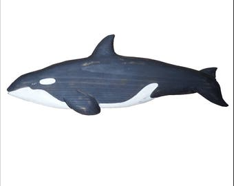 Whales, Orca 2 ft.