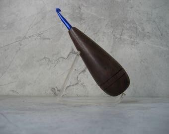Rug Hook 6 mm (Walnut)
