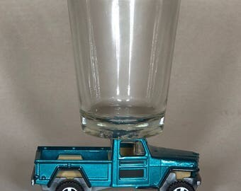 The ORIGINAL Hot Shot, Shot Glass, JeepWillys 4x4, Hot Wheel Car