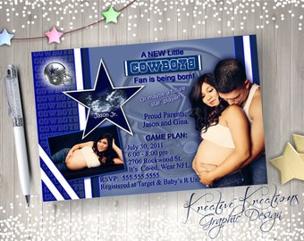 Cowboy baby shower | Etsy