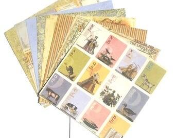 Londonderry - 8x8 Prima Marketing Scrapbooking Paper Pack