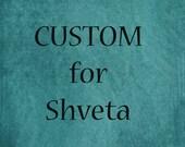 CUSTOM SELKIE for Shveta