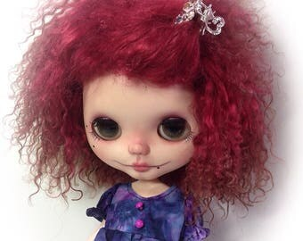 Ooak ..gorgeous bLYTHE wig ..or ( SD 10 )..mongolian fur