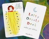 Lefty Oracle Deck & 92 Page Guidebook