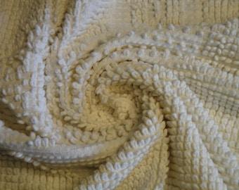 Martha Washingston Bed Spread Fabric Piece 19 x 33