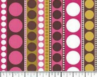 20EXTRA 50% OFF Enchanted Garden Rows of Dots Pink