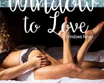 Signed Paperback of A Window to Love
