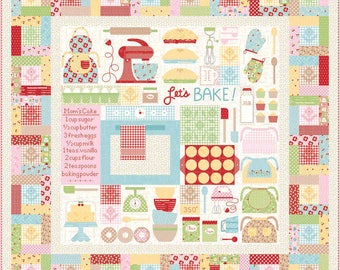 Bake Sale 2 by Lori Holt Quilt Kit