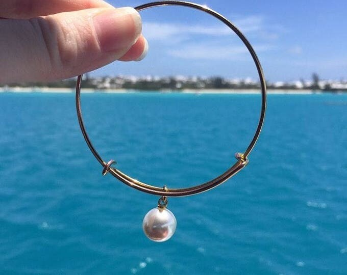 Featured listing image: PEARL BRACELET
