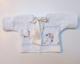 0-3mo. Enfant Girl Special Occasion Jacket