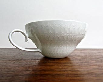Björn Wiinblad Romanze Teacup, Design for Rosenthal Romanze, Beautiful Porcelain Cup for Replacement