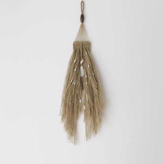 splay | petite handwoven wallhanging