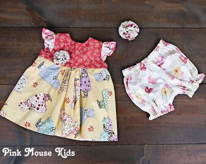 15 Off Coupon On Baby Shower Gift Baby Girl Dress 1st Birthday