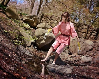 Spirited Away Chihiro Cosplay