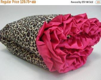 SALE Baby Blanket, Minky Baby Blanket, Personalized Blanket, Pink Brown, Pink Girl Blanket, Cheetah Blanket, Leopard Blanket, Embroidered Bl