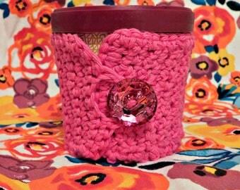 Pinky Ice Cream Cozy