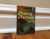The Mystery of the Missing Mermaid Random House 1983 Vintage Book