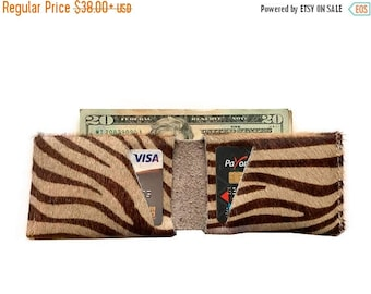 15% OFF Zulu Leather Slit Wallet Coin Money Purse For Men & Women - Accessories Collection