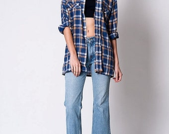 40% OFF The Vintage JCPenney Plaid Button Up Shirt