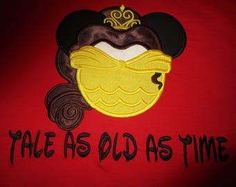 Minnie Belle Applique Shirt