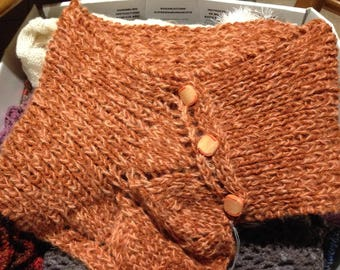 Knitted shoulder Cover