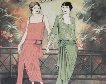 1920s Flapper Dress, Sew Vintage, 20s Dress, Dressmaking for Beginners, Gatsby, Downton Abbey, Miss Fishers Murder Mysteries