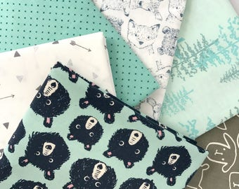 Baby (gender neutral) Half Yard Bundle