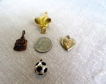 Metal & Vintage Pendants *CLEARANCE*