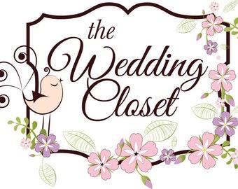 logo logo logo de boutique de boda diseo grfico logo floral