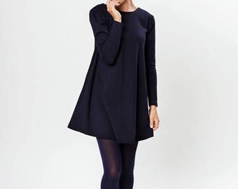 SALE - Chic dress | Dance dress | Bow back dress | LeMuse chic dress