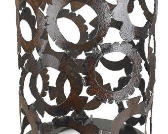 Industrial Metal End or Side Symbol Table