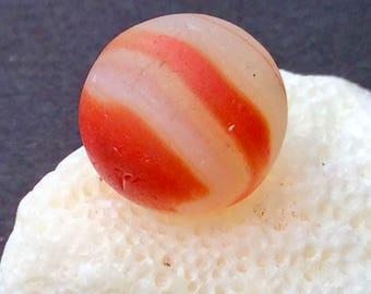 A-Sea Glass! Beach Glass! from HAWAII Beaches RED! OPALESCENT Red Sea Glass! Hawaiian Sea Glass! Sea glass marble! Beach glass marble!