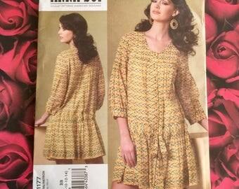 Vogue Designer Anna Sui Sewing Pattern #1177