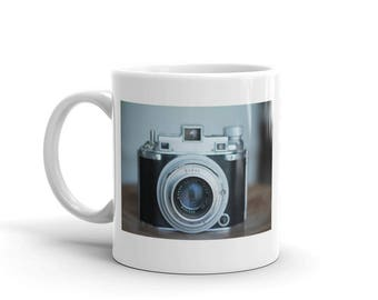 Camera Mug / Photographer Mug / Camera Coffee Mug / Gift For Photographer / Gift for Him / Photography Mug / Camera Coffee