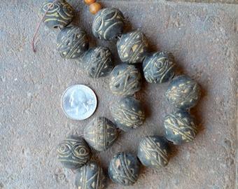 Mali Clay Beads