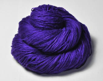 Memory of a fearsome tale - Fleece Silk Lace Yarn - LIMITED EDITION
