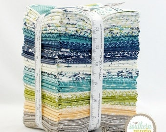 "Sunday Supper - Fat Quarter  Bundle - 40 - 18""x21"" Cuts - Sweetwater - Moda Quilt Fabric (5650AB)"