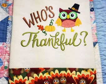 Owl Theme, Thanksgiving Decor, Kitchen Owl, Owl Decor, Fall Decoration,  Flour