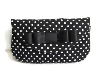 Clutch bag Duo, favors, clutch, wallet, makeup bag, satchel